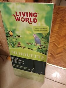 Living World Birdcage Stand