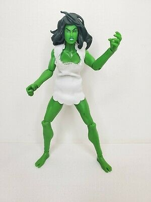 Marvel Legends Hasbro Fin Fang Foom BAF Savage She Hulk 6 in comic Figure