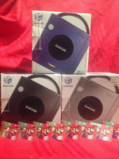Buying all GameCube consoles and Games North Perth Vincent Area Preview