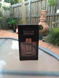Black suede mens aftershave Cleveland Redland Area Preview