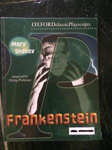 Oxford Classic Playscripts Frankenstein