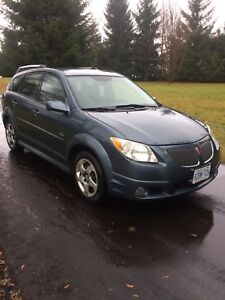 2006 Pontiac vibe certified & etested