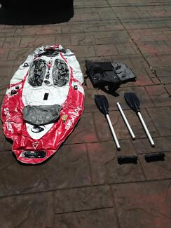 Inflatable kayak for sale Patterson Lakes Kingston Area Preview