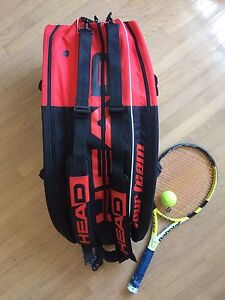 Tennis Bag - Tour Team HEAD - Andy Murray
