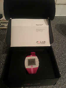 Brand new in box pink polar heart rate monitor watch Taperoo Port Adelaide Area Preview