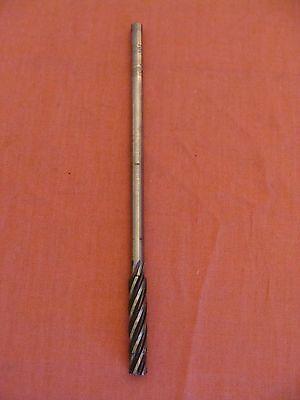 Cleveland Spiral Flute Step Chucking Reamer .3594 X .3737 Hss Usa