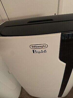 Portable Air Conditioner Delonghi Pinguino PAC EX100 Silent 1000BTU Home Office
