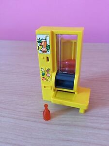MACHINE DISTRIBUTRICE DE JUS PLAYMOBIL VINTAGE