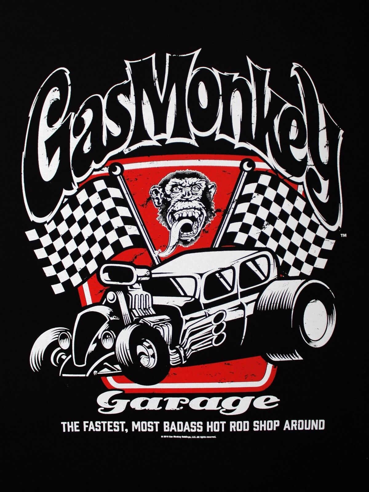 Gas Monkey Garage Badass Spark Plugs Motor Hot Rod