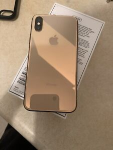 Immaculate 256gb iPhone XS, 8 months warranty