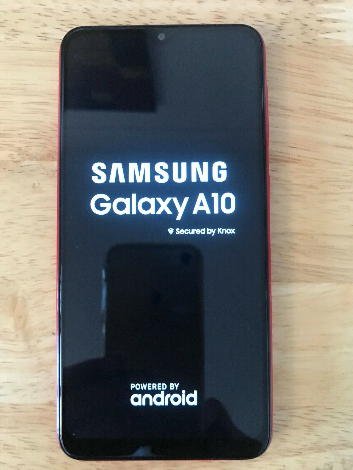 Android Phone - Samsung Galaxy A10 Mobile Phone Red
