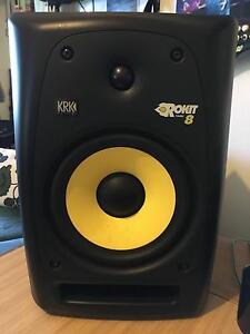 Speakers KRK ROKIT G2 POWERED (Internal Amps) Speakers x 2. Taree Greater Taree Area Preview
