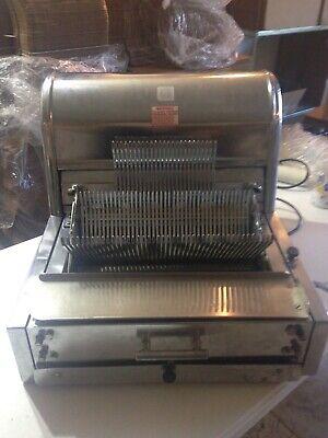 Berkel Counter Top Bread Slicer - Model Mb 58 - Works Great