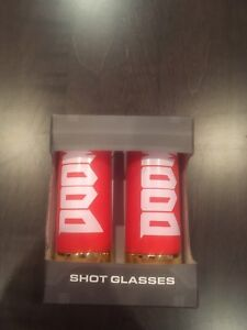 Doom shot glasses limited edition can not get anymore