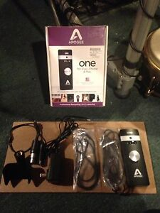 APOGEE ONE - Recording Interface