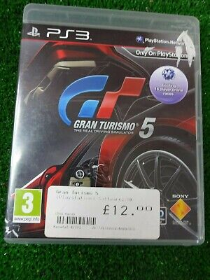 Gran Turismo 5 - PS3 (Sony PlayStation 3) (2011) driving video game for sale  Shipping to Nigeria