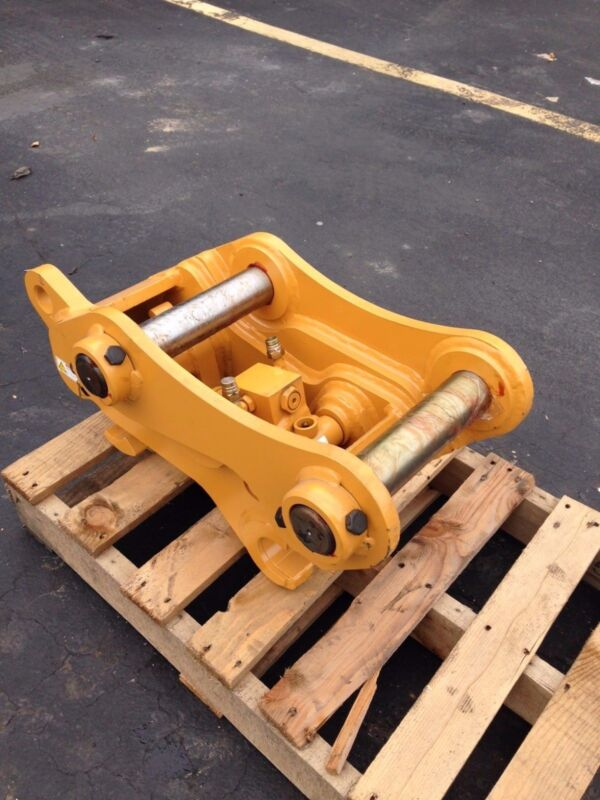 New Hydraulic Quick Coupler For Caterpillar 308 Ecr