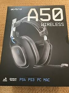 Astro A50 PS4 wireless headset Charleston Adelaide Hills Preview