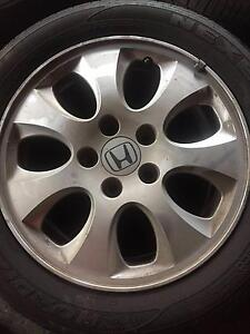 Honda Accord used tyres and rimes at HBT Auto Parts Sunshine Brimbank Area Preview