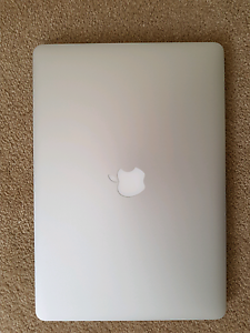 Apple MacBook Pro 15 late 2013 i7 16GB ram 512 SSD Magill Campbelltown Area Preview