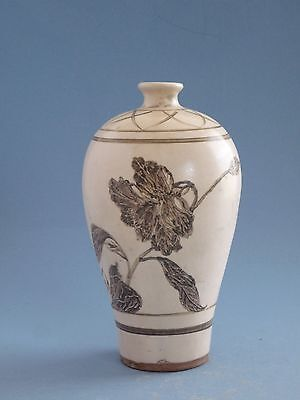 Chinese Antiques Song To Yuan Dynasty Ci Zhou Yao Vase