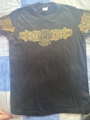 versace shirt small