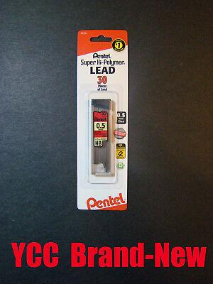 Pentel - Mechanical Pencil Lead - 0.5 Mm X 30 Pieces 1 Pk