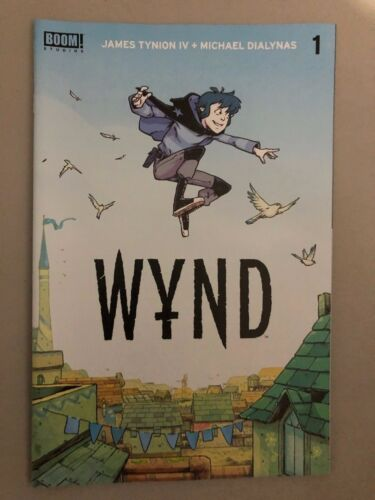 WYND 1 BOOM! Main Cover 1A Tynion IV 2020 NM first 1st print