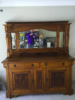 Art-Deco Sideboard c.1930's Allambie Heights Manly Area Preview