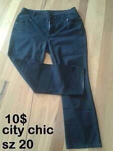 BULK SZ 20-24 JEANS PANTS TOPS FOR $40 Banksia Grove Wanneroo Area Preview