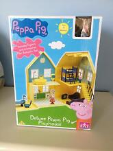 Peppa Pig Deluxe Playhouse New in Box Wattle Grove Liverpool Area Preview