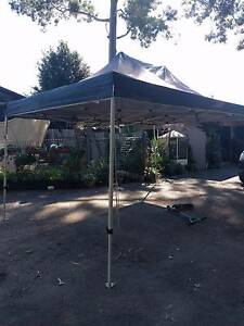 Two Oztrail Deluxe Mega Gazebos 4.5m x 3m Ipswich Ipswich City Preview
