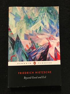 Beyond good and evil: Nietzsche