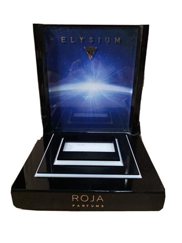 "ROJA PARFUM USB LED LIGHT ELYSIUM DISPLAY SIZE: 9"" x 8"" x 7.25"""