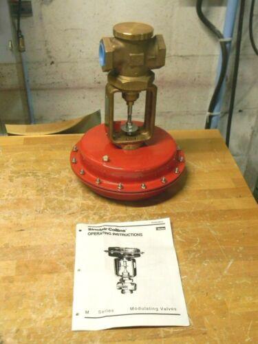 """Parker Pressure Reducing Diaphragm Control Valve 1-1/2"""" FNPT 180 psi M325-6201"""