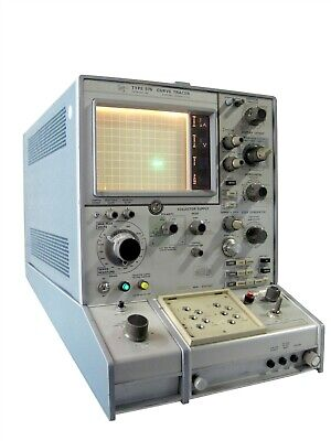 Tektronix Type 576 Curve Tracer Transistor Semiconductor Industrial Equipment