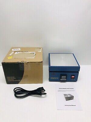 Akozon 200x200mm Led Microcomputer Electric Heating Plate Preheating Station ...