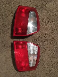 2002 Audi A4 1.8t tail lights