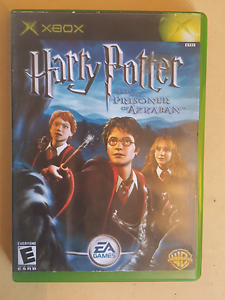 Xbox Harry Potter and the Prisoner of Azkaban South Morang Whittlesea Area Preview