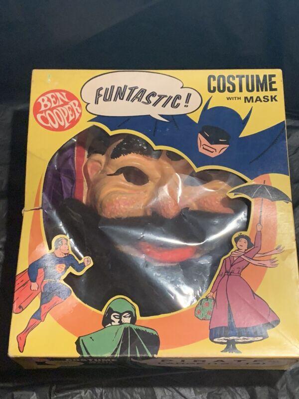 Vintage Ben Cooper Halloween Costume Pirate 252/299