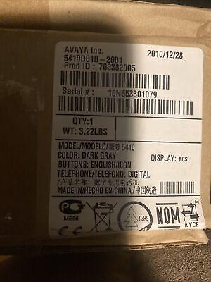 Avaya 5410 Digital Ip Office Digital Phone New Sealed Box