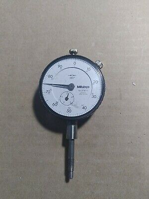 Mitutoyo No. 2414f-10 Dial Indicator