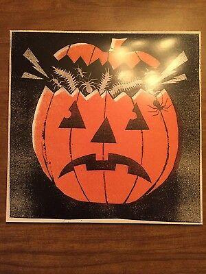 Halloween 3 Vinyl (Halloween 3 Season Of The Witch LP Orange Color Vinyl Mondo)