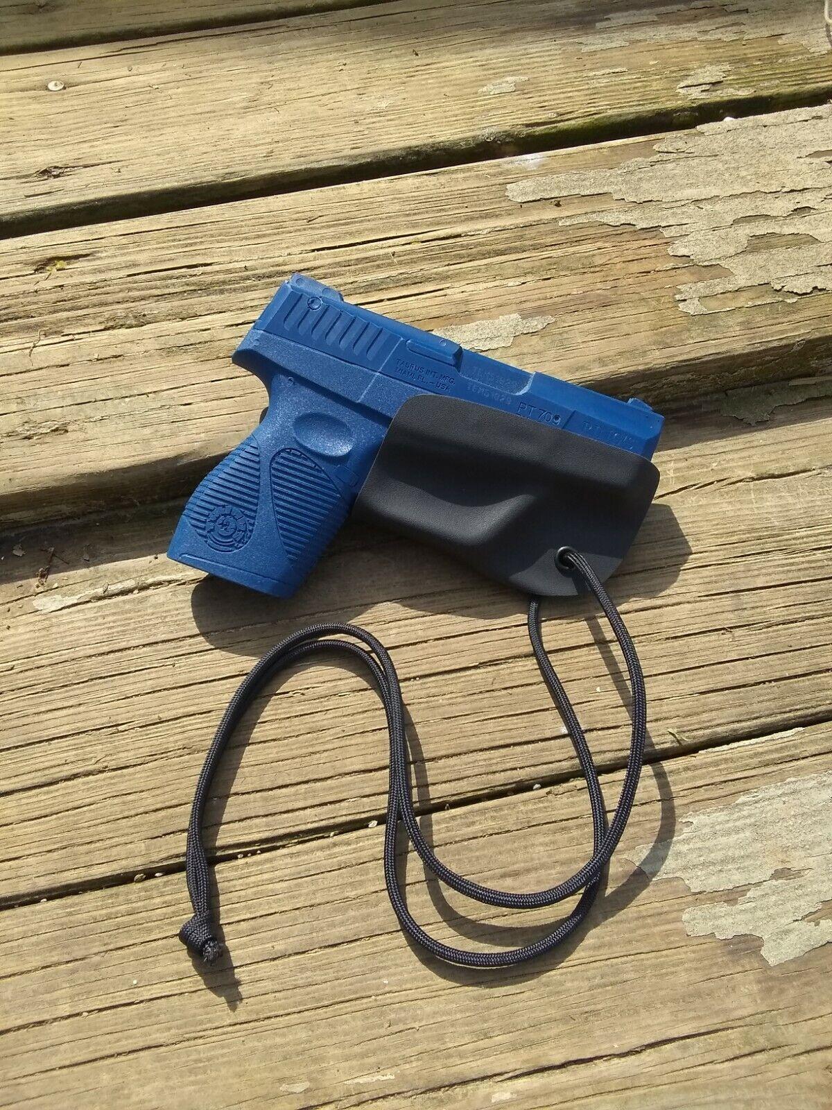 taurus 709 slim trigger guard holster iwb