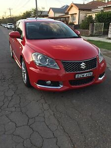 Suzuki Kizashi 2011 AWD SPORT One Owner Oatlands Parramatta Area Preview