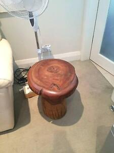 2 x Mushroom Coffee Tables Bondi Beach Eastern Suburbs Preview