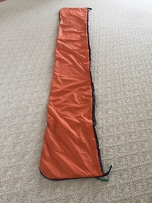 CONCERTINA ACCORDION FAST BAG PACK PARAGLIDING POWERED PARAGLIDER PARAMOTOR PPG
