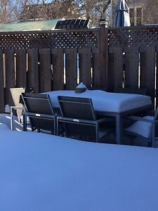 Gluckstein 7 piece patio set