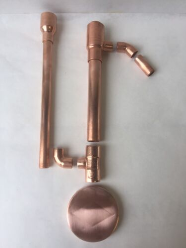 Proofing Parrot Pure Copper for Moonshine e85 Distilling Alcohol DIY Kit 3/4