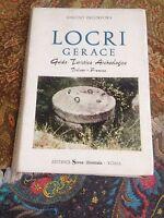 Locri Gerace Guida Turistica Archeologica Buono - arche - ebay.it